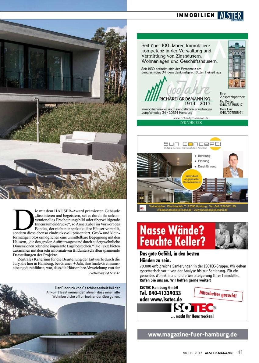 wwwmagazine-fuer-hamburgde ALSTER-MAGAZIN ALSTER