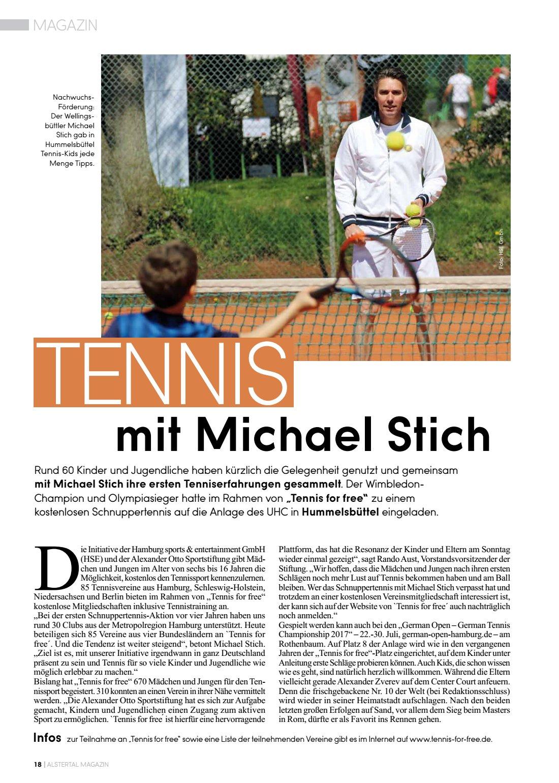 Michael Stich TENNIS